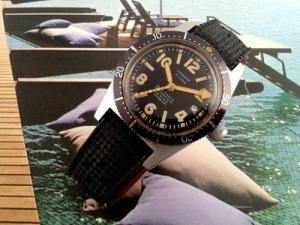 CHRONOFIXE, montre de plongée. Crédit : Yoghourt le Puissant (FAM).