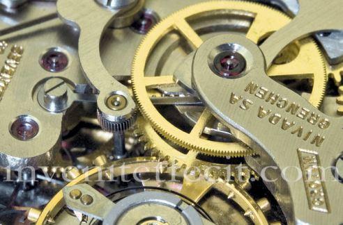 NIVADA GRENCHEN Chronomaster