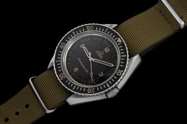 OMEGA Seamaster 300, réf. 165.024, 1966. Crédit : Passion-horlogere.com