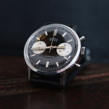 BUTEX chronographe. Crédit : Fred Chrono.