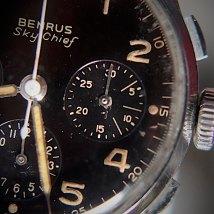 BENRUS Sky Chief Valjoux 72 - Img Fredchrono 12