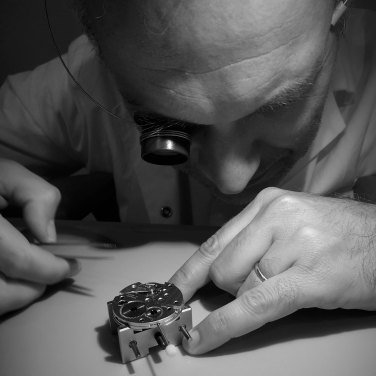 OBJECTIF HORLOGERIE, stage d'initiation. Crédit : Fred Chrono.