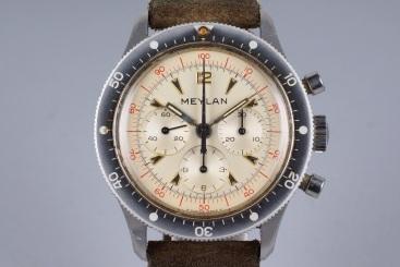 MEYLAN chronographe réf. 816A, cal. Lemania 1873.