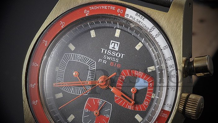 TISSOT chronographe PR516 - Img SG 01