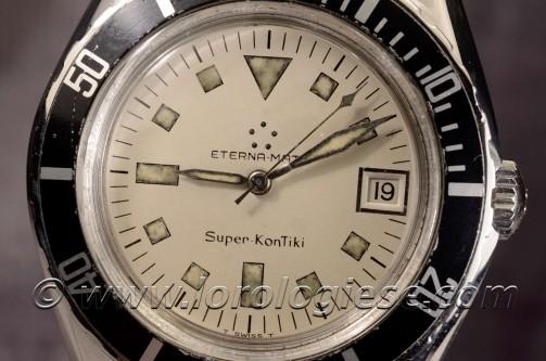 ETERNA Super-KonTiki, réf. 130PTX/1, circa 1965.