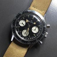 SILVANA chronographe, cal. Landeron 349.