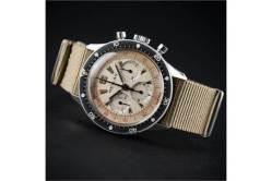(Lot 175) MEYLAN, chronographe de plongée réf. 816A, cal. Lemania 1873.