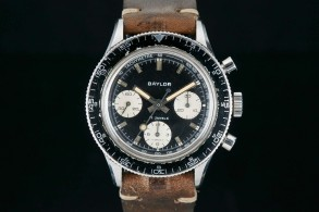 BAYLORD chronographe cal. Landeron 349.