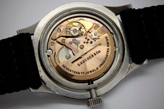 ESKA Amphibian 600, circa 1960.