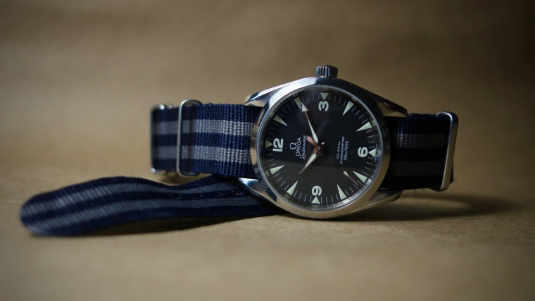 OMEGA Railmaster Co-Axial Chronometer