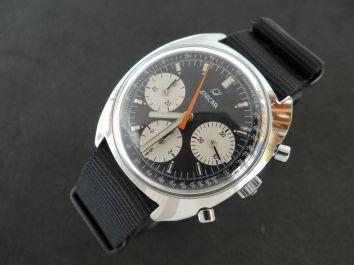Chronographe réf. 2342, cal. Valjoux 72, circa 1970.