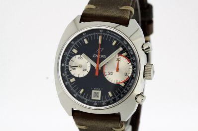 Chronographe réf. 2342, cal. Valjoux 23 dato, circa 1970.
