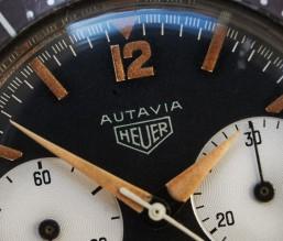 HEUER Autavia, réf. 2446.