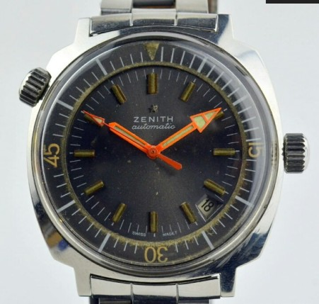 ZENITH Super Sub Sea.