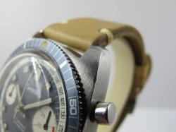 ZENTRA, chronographe de régate, cal. Valjoux 7733