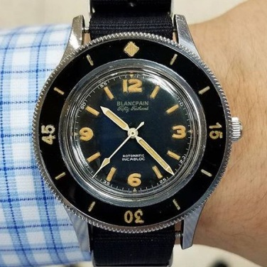 BLANCPAIN Fifty Fathoms 1953.