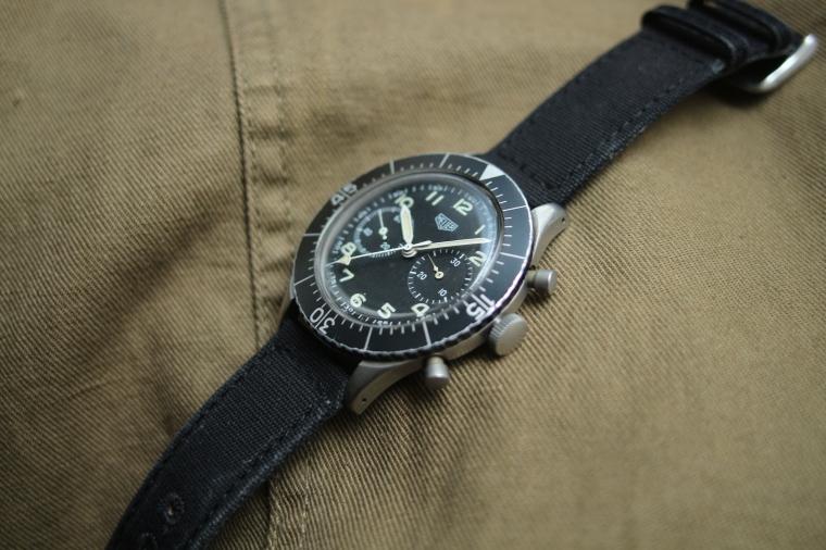 HEUER Bundeswehr 1550 SG - Img Fredchrono 04