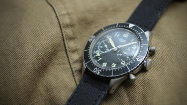 HEUER Bundeswehr 1550 SG T-Only