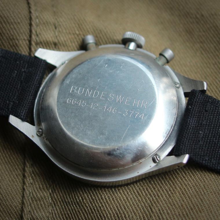 HEUER Bundeswehr 1550 SG - Img Fredchrono 07