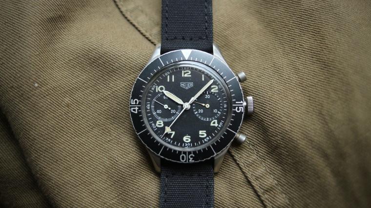 HEUER Bundeswehr 1550 SG - Img Fredchrono 10