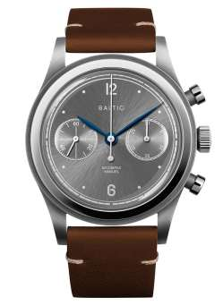 BALTIC, chronographe Bicompax 001.