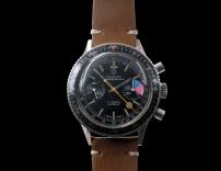 CANDINO, chronographe Valjoux 7733, circa 1970.