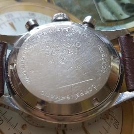 NIVADA GRENCHEN Chronomaster, cal. Valjoux 92, circa 1965.