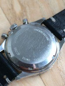 AUSTIN Chronograph, cal. Valjoux 7736, circa 1970.