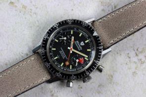 NIVADA GRENCHEN Chronomaster Valjoux 23 - Img eBay 02