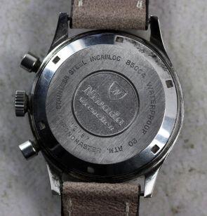 NIVADA GRENCHEN Chronomaster Valjoux 23 - Img eBay 03