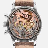 MEYLAN chrono décimal cal. Lemania 2520 circa 1966 - Img SSong 04