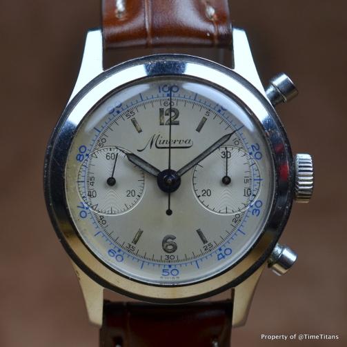 MINERVA chronographe décimal cal. 13-20CH - Img TimeTitans 01