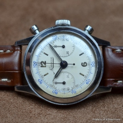 MINERVA chronographe décimal cal. 13-20CH - Img TimeTitans 02