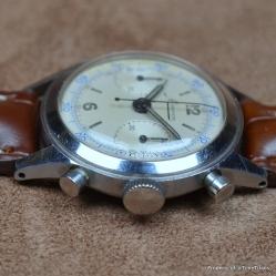 MINERVA chronographe décimal cal. 13-20CH - Img TimeTitans 07