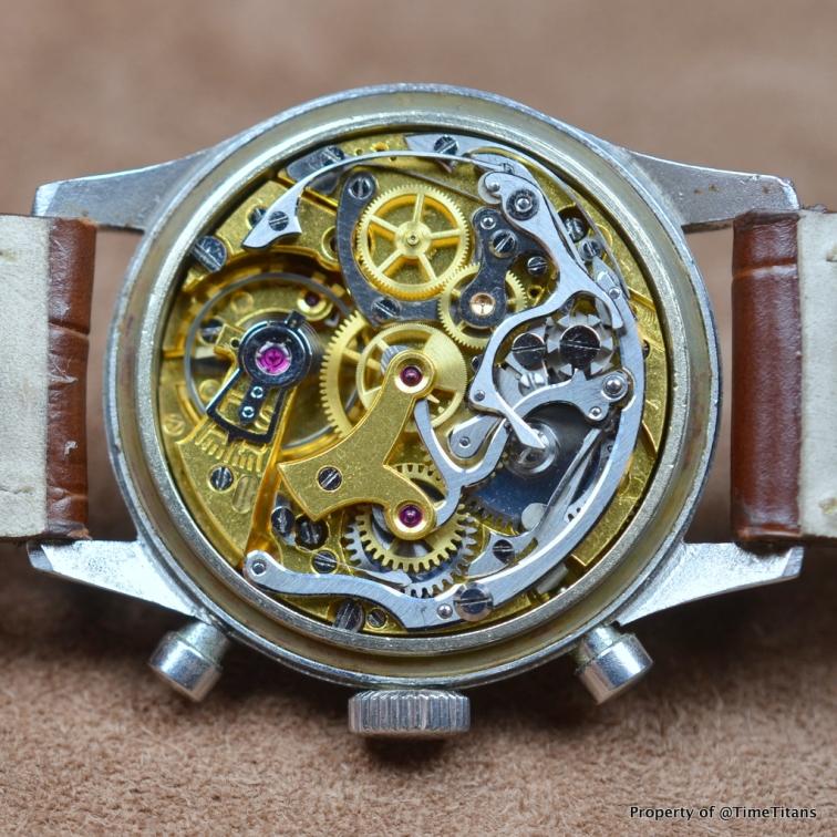 MINERVA chronographe décimal cal. 13-20CH - Img TimeTitans 10