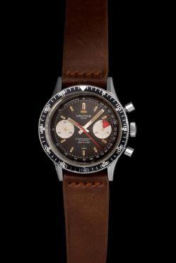 CROTON Chronomaster, cal. Landeron 248.