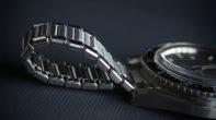 EBERHARD Scafograf 300 : bracelet.