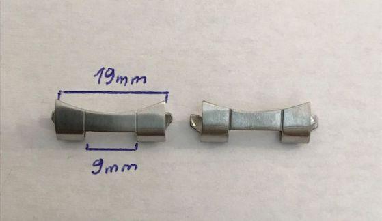 EBERHARD Scafograf pièces de bout 19 mm - Img 3