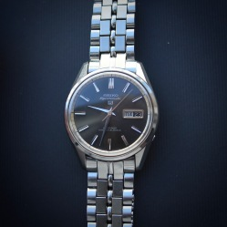 SEIKO Sportsmatic 6619-8060, circa 1966.