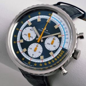 JEAGER-LECOULTRE chronographe.