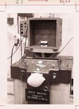 NASA, tests de qualification, 1965.
