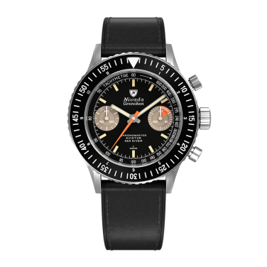 NIVADA Chronomaster Aviator Sea Diver 2020, type Orange Boy.