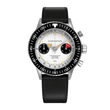 NIVADA Chronomaster Aviator Sea Diver 2020, type Panda.