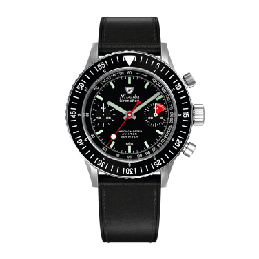 NIVADA Chronomaster Aviator Sea Diver 2020, type Lollipop.